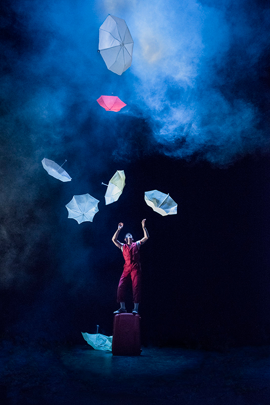 Photography courtesy of Florence Montmare, Nikola Milatovic, and Acrobuffos.
